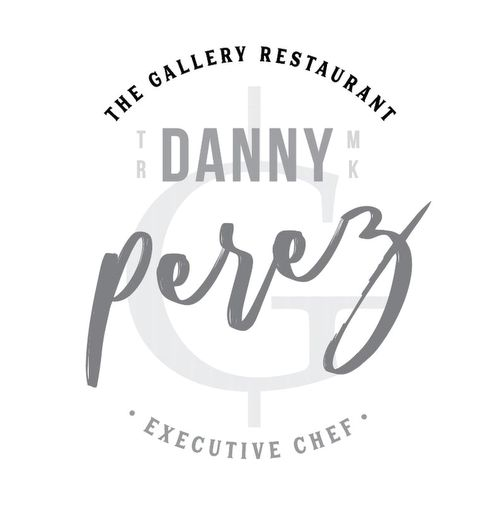 Logo for Executive Chef Danny Perez at The Gallery Restaurant